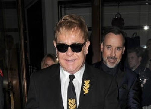 Elton John Hits Out At Donald Trump Over Use Of His Music At Rallies