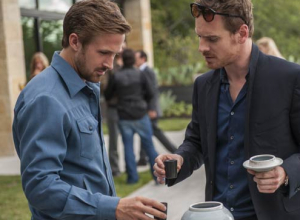 Ryan Gosling Thought Working With Patti Smith Was 'Incredible'