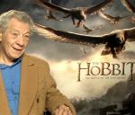 Ian McKellen - The Hobbit: The Battle Of The Five Armies Video Interview