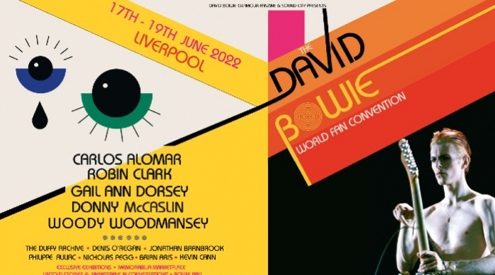David Bowie World Fan Convention: Liverpool, Friday 17th - Sunday 19th June 2022