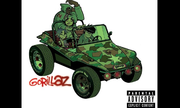 Album Of The Week: The twentieth anniversary of the eponymous debut album by Gorillaz
