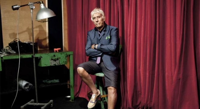 John Cale M:FANS/Music For A New Society Album