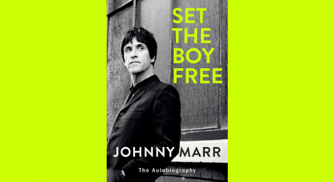 Johnny Marr - Set The Boy Free Book Review