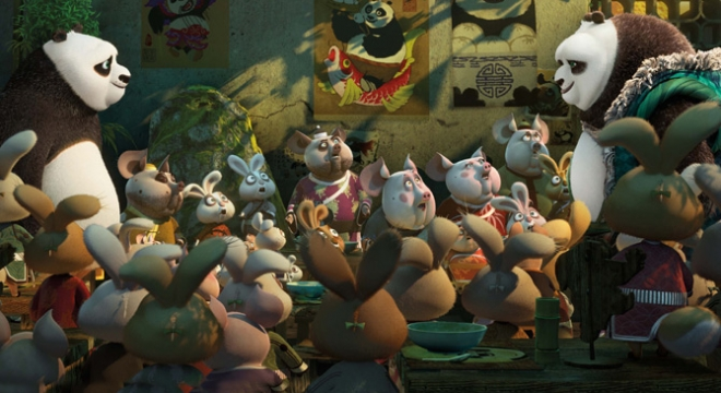 Kung-Fu Panda 3 - Teaser Trailer