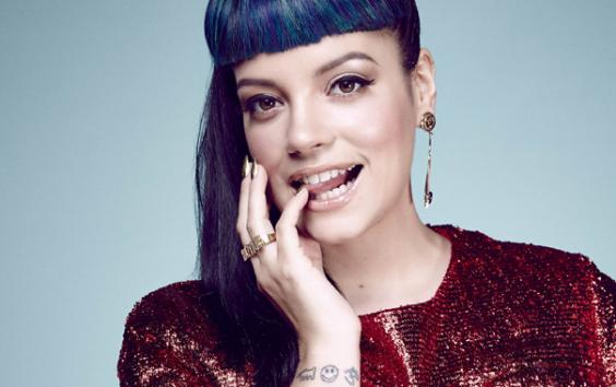 Lily Allen - Sheezus Music