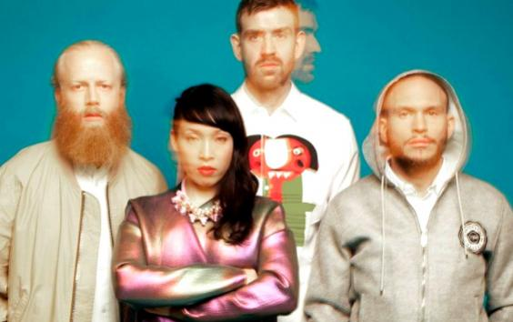 Little Dragon - Underbart Video Video