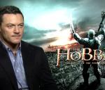 Luke Evans - The Hobbit: The Battle Of The Five Armies Video Interview