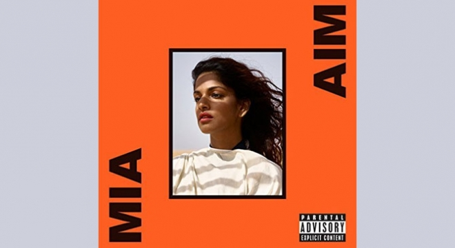 M.I.A - AIM Album Review