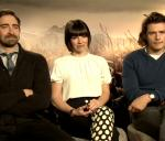 Lee Pace, Evangeline Lilly & Orlando Bloom - The Hobbit: The Battle Of The Five Armies Video Interview