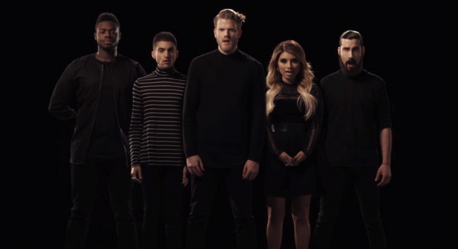 Pentatonix - God Rest Ye Merry Gentlemen Video Video