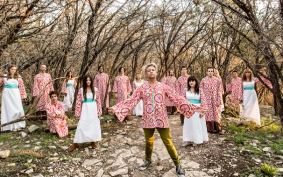 The Polyphonic Spree - Lithium (Live) Video Video