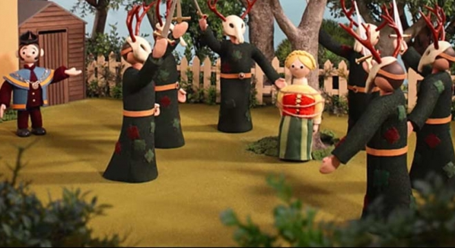Radiohead - Burn The Witch Video Video