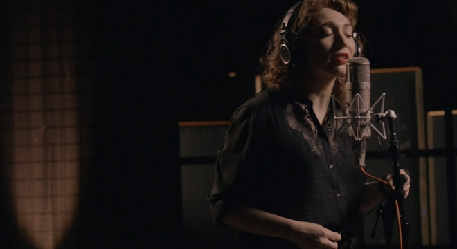 Regina Spektor - While My Guitar Gently Weeps Video Video