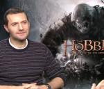 Richard Armitage - The Hobbit: The Battle Of The Five Armies Video Interview