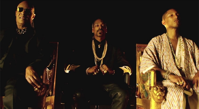 Snoop Dogg - California Roll Ft. Pharrell Williams & Stevie Wonder Video Video