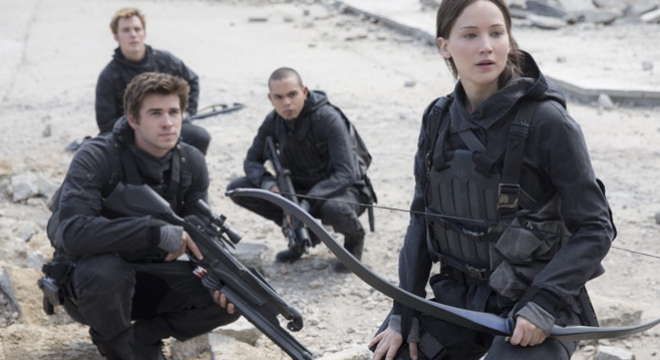 The Hunger Games: Mockingjay Part 2 Movie Still