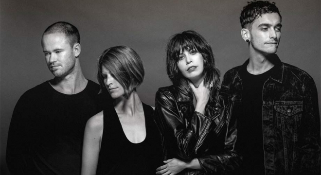 The Jezabels - My Love Is My Disease Video Video