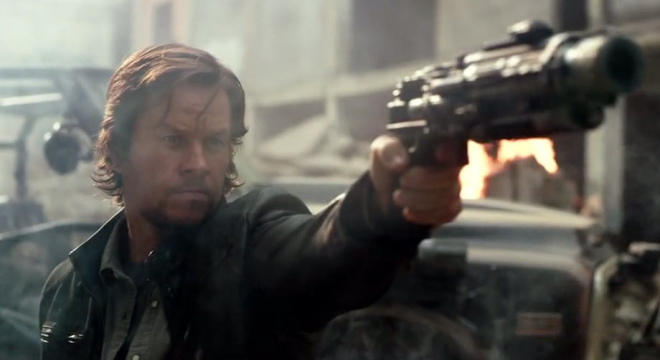 Mark Wahlberg in 'Transformers'