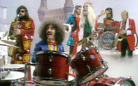 Wizzard - I Wish It Could Be Christmas Everyday Video