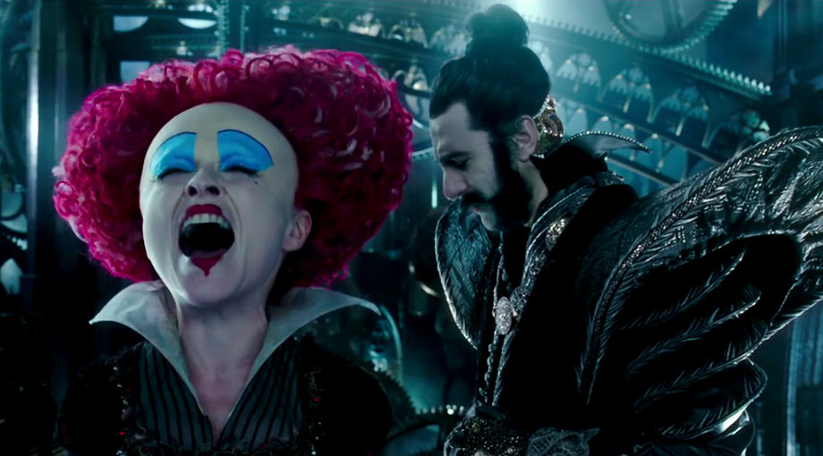 Alice in Wonderland: Through the Looking Glass Trailer