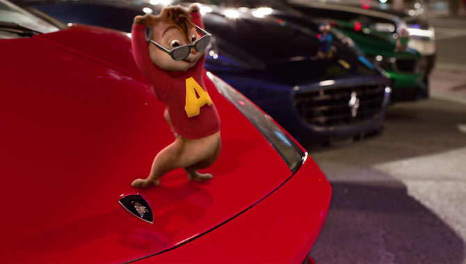 Alvin And The Chipmunks: The Road Chip - Trailer