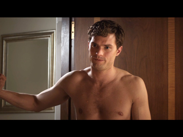 Fifty Shades Of Grey - Clips And Extended Trailer