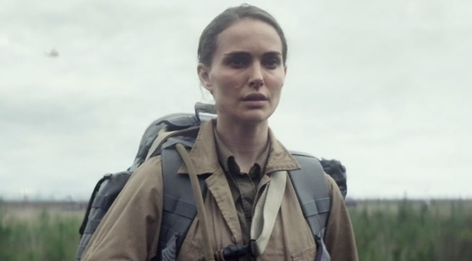 The Laws Of Nature Don't Apply In 'Annihilation'  Trailer