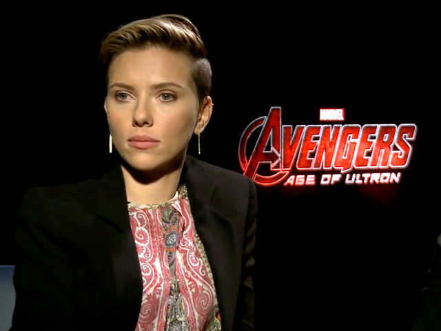 Scarlett Johansson And Mark Ruffalo - Avengers: Age of Ultron Video Interview