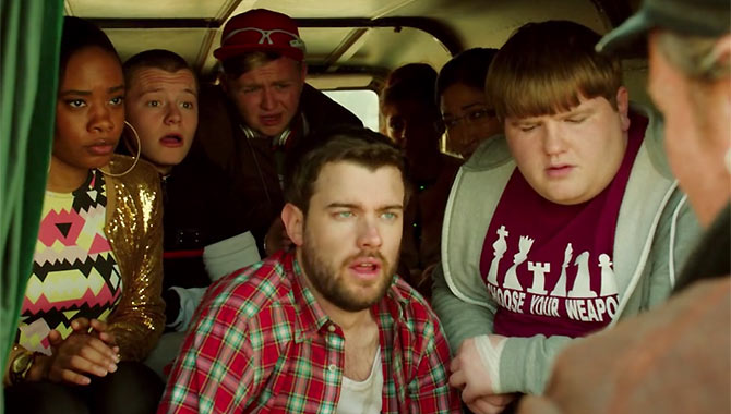 The Bad Education Movie - Trailer