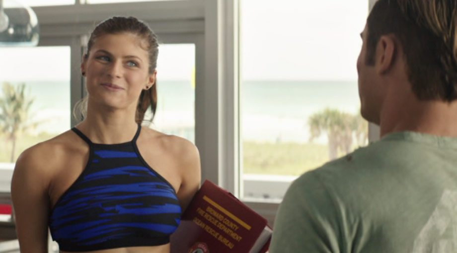 Baywatch - Clips and  Trailer