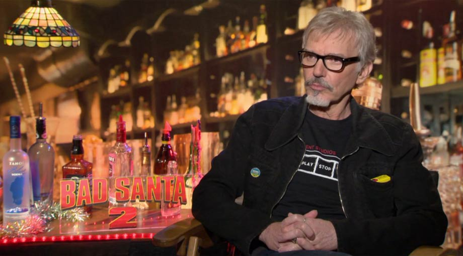 Billy Bob Thornton - Bad Santa 2 Video Interview