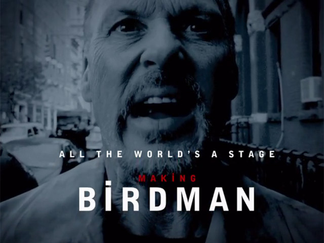 Birdman - Exclusive Featurette Trailer