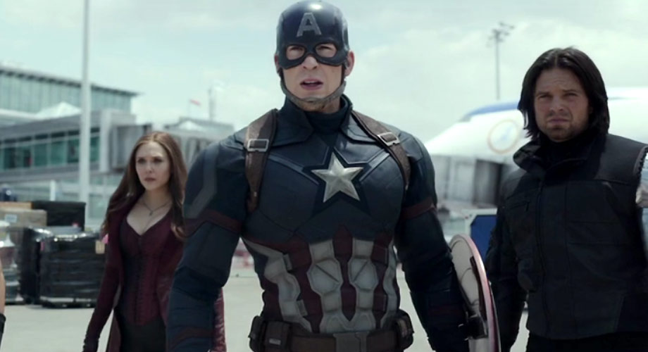 Captain America: Civil War - First Look Trailer