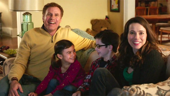 Daddy's Home - Trailer