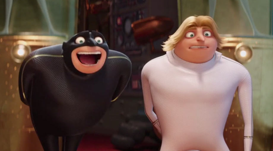 Despicable Me 3 - Trailer and Clips