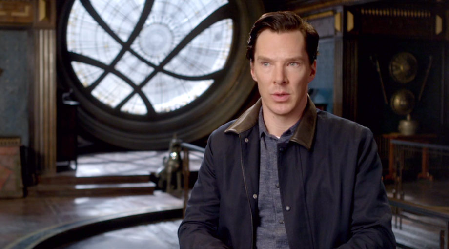Doctor Strange - Trailer, Featurette and Clips Trailer