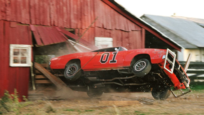 Dukes Of Hazzard Trailer