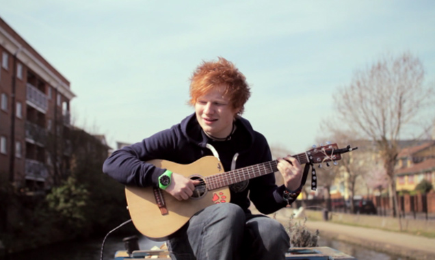 Ed Sheeran - Lego House Live (Acoustic) Music
