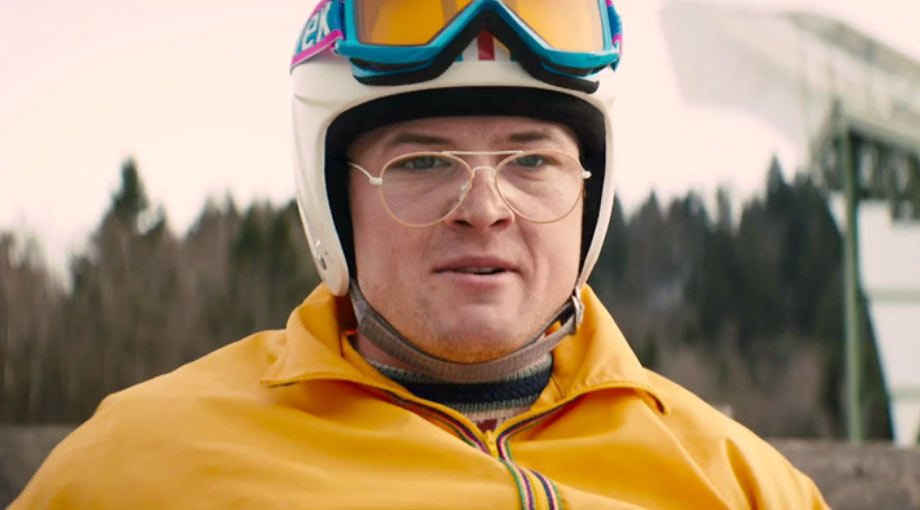 Eddie The Eagle - Trailer Trailer