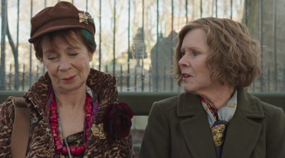 Finding Your Feet - Trailer