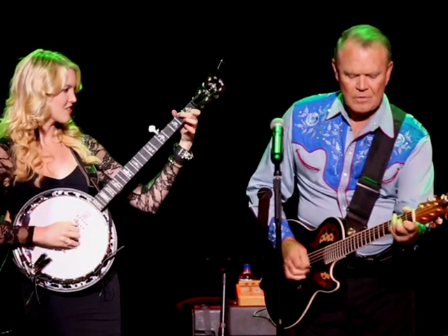Glen Campbell... I'll Be Me Trailer