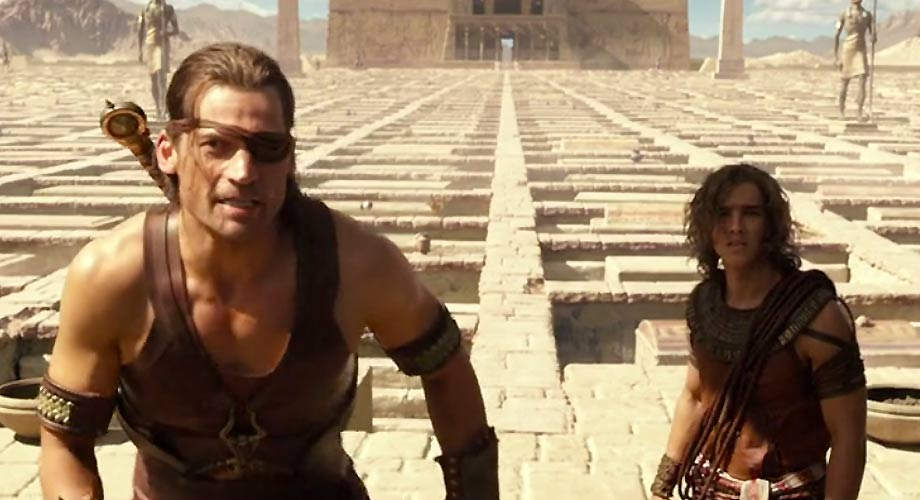 Gods Of Egypt - Trailer