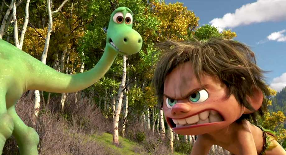 The Good Dinosaur - Trailer