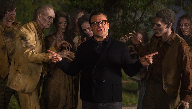 Goosebumps - First Look Trailer