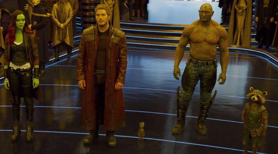 Guardians Of The Galaxy Vol. 2 - Super Bowl Trailer