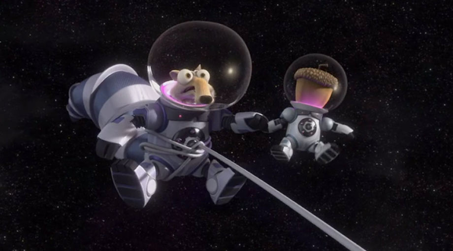 Ice Age Collision Course - Teaser Trailer