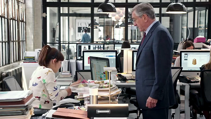 The Intern - Extended Trailer Trailer