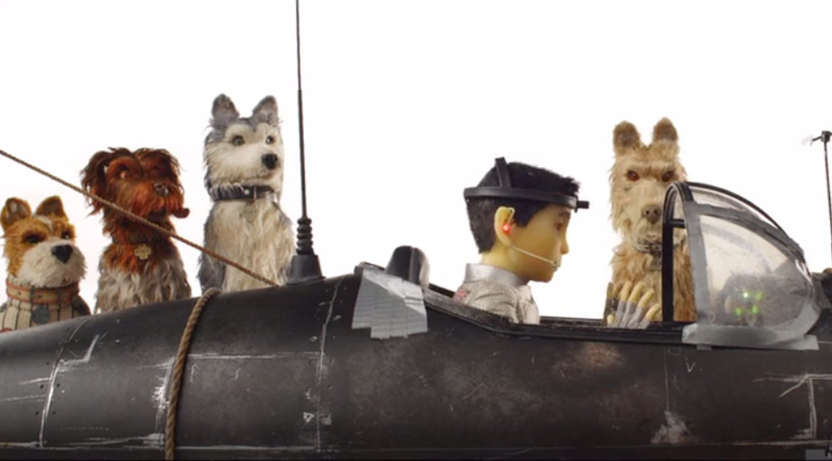 Isle Of Dogs - Trailer