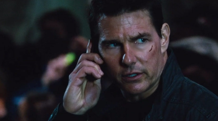 Jack Reacher: Never Go Back Trailer