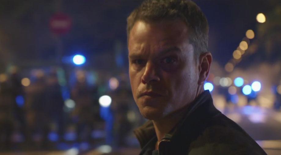 Jason Bourne - Teaser Trailer
